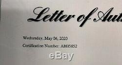 Sopranos Pilot Script Autographed PSA Authenticated 11 Signatures