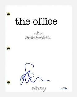 Stephen Merchant Signed Autograph The Office Pilot Script Show Creator ACOA COA