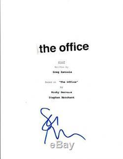 Stephen Merchant Signed Autographed THE OFFICE Pilot Episode Script COA