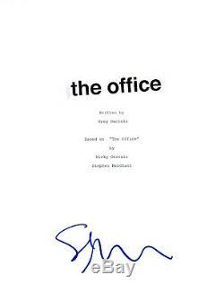 Stephen Merchant Signed Autographed THE OFFICE Pilot Episode Script Creator COA