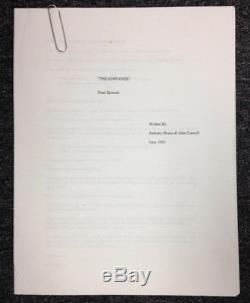 THE SOPRANOS HBO Lot Of 3 Television Show Scripts Pilot Signed By Cast W COA