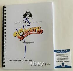 Ted Danson Autographed Cheers Complete Pilot Episode Script Signed BAS COA