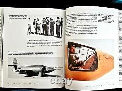 The Quest For Mach One Book Signed Chuck Yeager Test Pilot Bob Hoover Cardenas