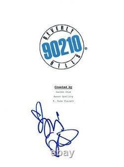 Tori Spelling Signed Autographed BEVERLY HILLS 90210 Pilot Episode Script COA