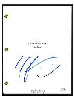 Tyler Posey Signed Autographed TEEN WOLF Pilot Episode Script ACOA COA